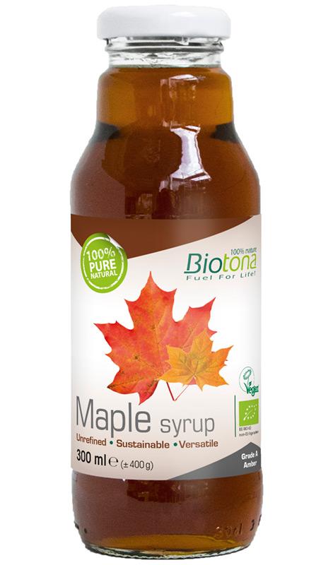 Maple Syrup Biotona